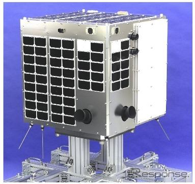 WNISAT-1Rフライトモデル