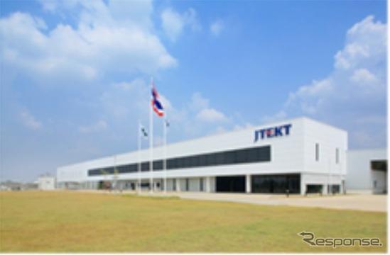 ジェイテクト・タイランドの新工場
