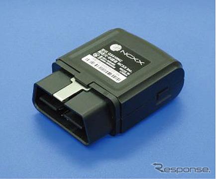 テクトム OBD II車両情報取得用端末 GX410NC