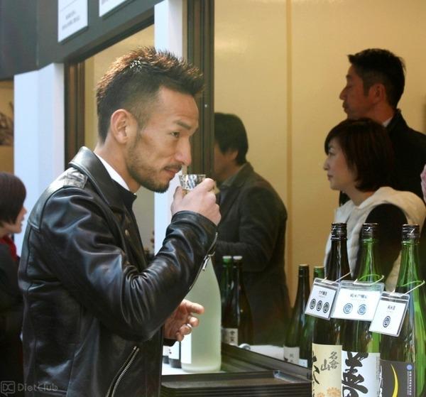 グラス 中田 英寿 日本酒 中田英寿氏 特別インタビュー『旅と日本酒』