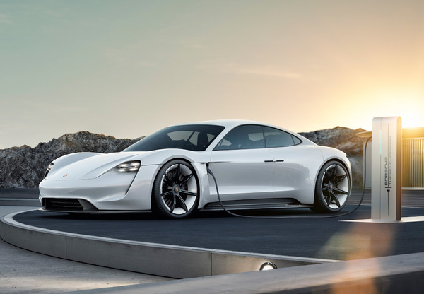 Porsche S First Ev Sport The Official Car Name Is Determined As