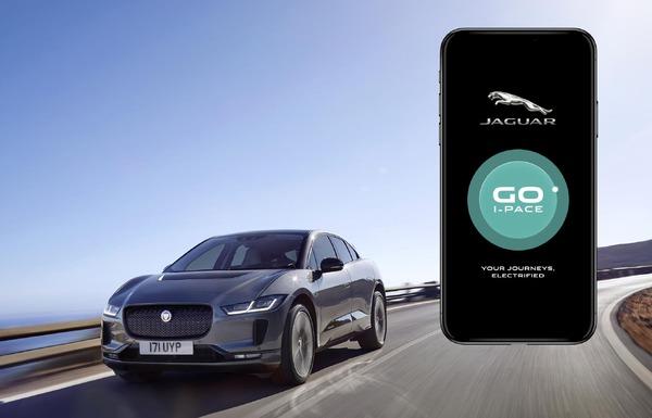 ジャガー I-PACE、ユーザー体験アプリ発表…EVの所有コストを試算