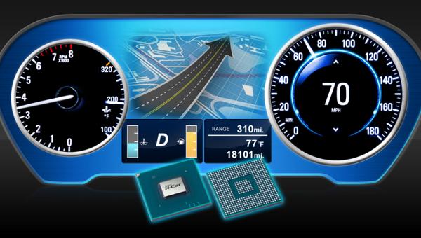 ルネサス、ハイエンド向け大型3Dグラフィックスクラスタを実現する「R-Car E3」を発売