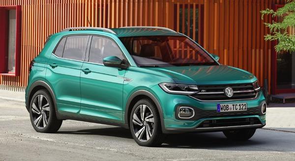 VWの最小SUV『Tクロス』、受注を欧州で開始…1万7975ユーロから | レスポンス(Response.jp)