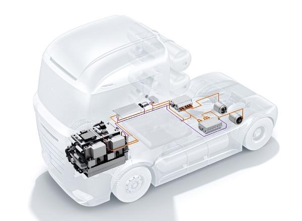 ボッシュ、燃料電池パワートレイン生産へ…2022年からトラック向けに | レスポンス(Response.jp)