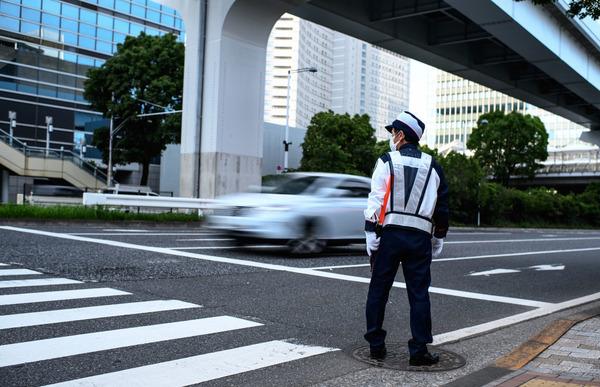 パラリンピックトライアスロン競技開催に伴う交通規制 8月26日