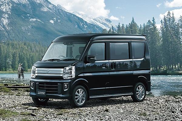 三菱 ミニキャブバン、横滑り防止装置を全車標準装備…タウンボックスも一部改良   レスポンス(Response.jp)