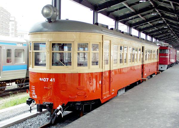 戦前製の機械式気動車が国の重文に…九州鉄道記念館のキハ07 41、昭和以降の気動車では日本初   レスポンス(Response.jp)