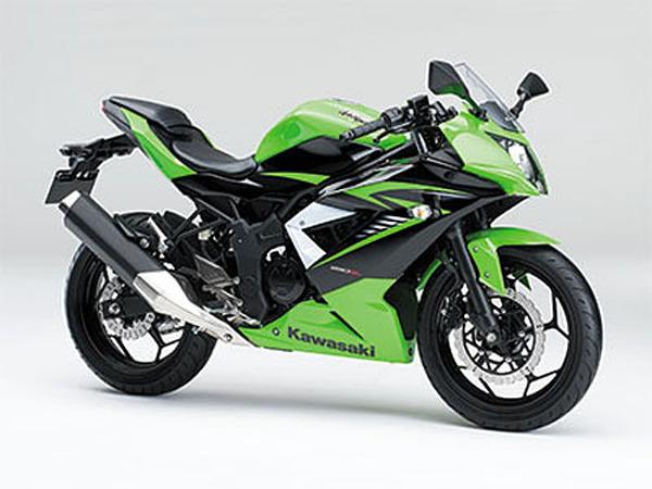 カワサキ、単気筒エンジン搭載の Ninja 250SL を発売