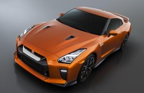GT-R 2017年モデル、日産本社ギャラリーで先行披露 画像