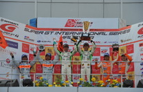 【SUPER GT 第4戦】決勝…日産 GT-R セパンで優勝 画像