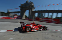 【INDYCAR 第13戦】ディクソンがトロント2日目も制して3連勝、琢磨クラッシュ 画像