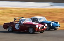 Tokyo Bayside Classic Cup Series3戦開催…クラシックカーでサーキットを楽しく走る 画像