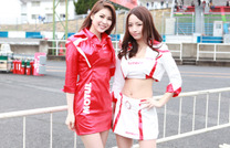 【サーキット美人2015】SUPER GT 編02『MOTUL Circuit Lady & AUTECH Race Queen』 画像