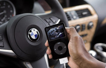 BMW、ほぼ全車種が iPod に対応 専用接続キット 画像