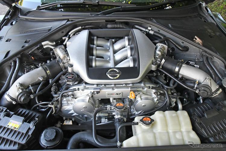 日産 GT-R NISMOパーツ装着車