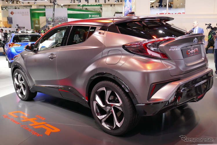 Toyota C-HR High Power Concept