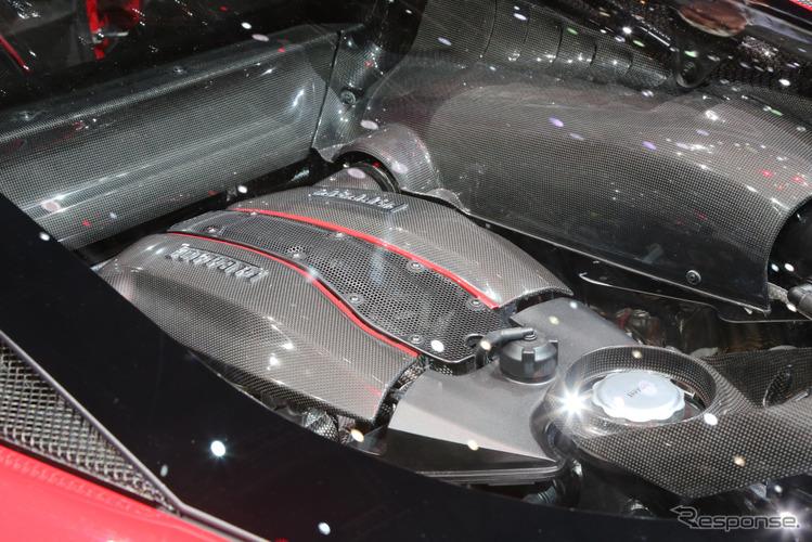 フェラーリ 488ピスタ(ジュネーブモーターショー2018)