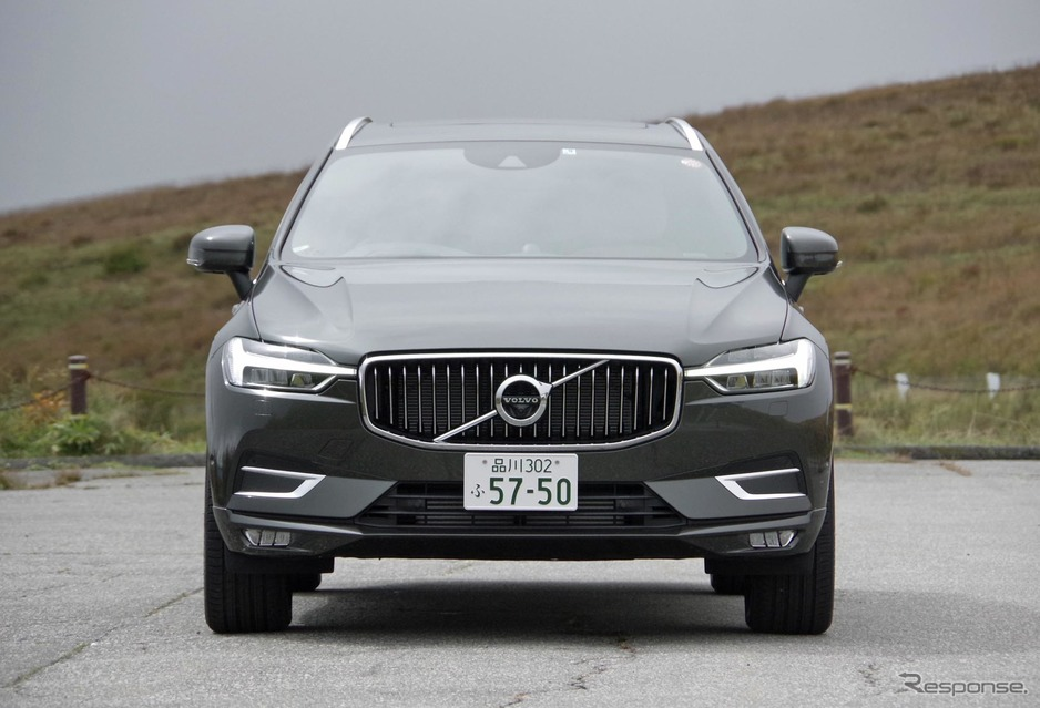 ボルボ XC60 T5 Inscription