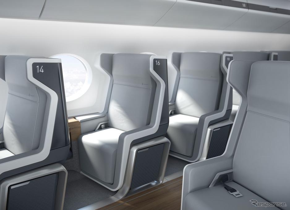 JAL、超音速機を導入へ…開発会社...