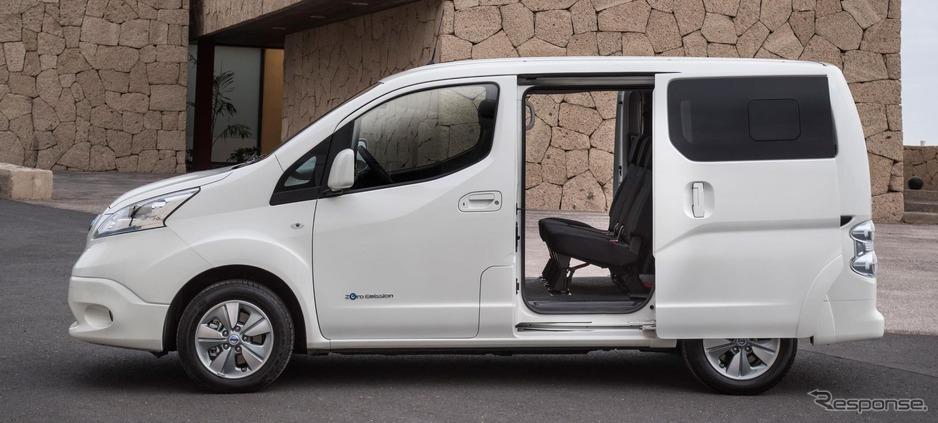 日産 e-NV200 改良新型