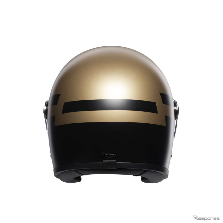 SUPERBA GOLD/BLACK