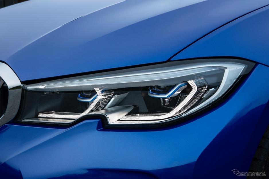 【BMW 3シリーズ 新型】新世代デザインや先進機能採用、452万円より予約受注開始!!(画像)