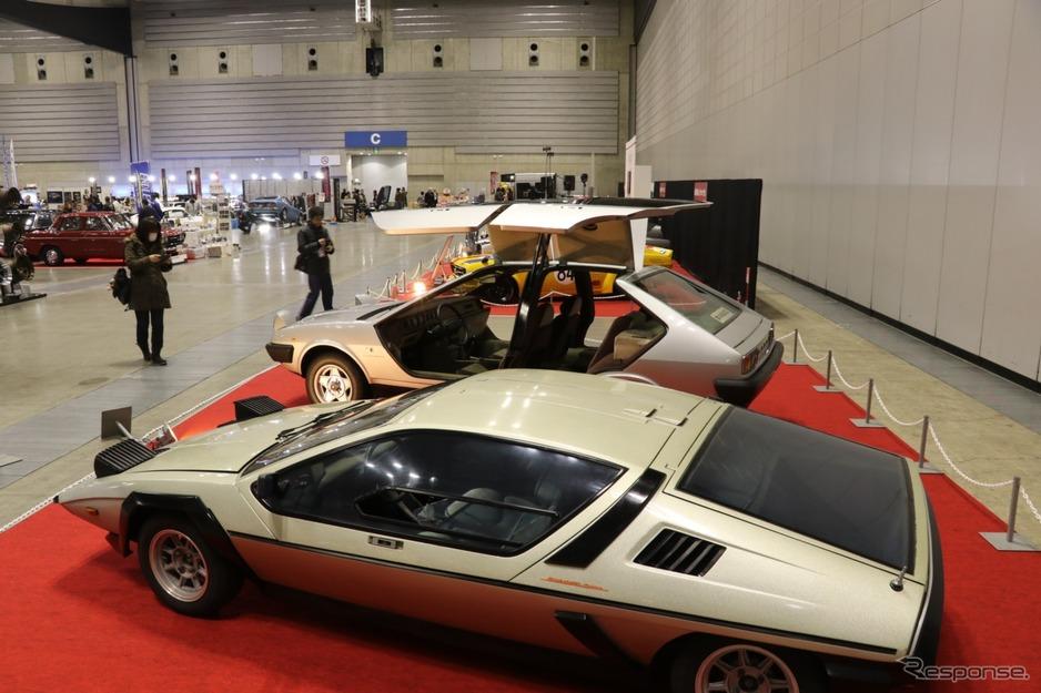 世界的にも奇跡! ミケロッティによる2台の試作車が肩を並べる ...