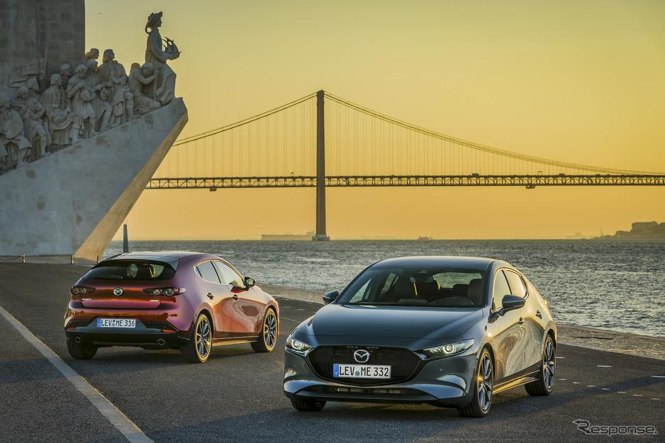 【自動車】マツダは新型SUVを発表、マツダ3 新型も展示…ジュネーブモーターショー2019予定