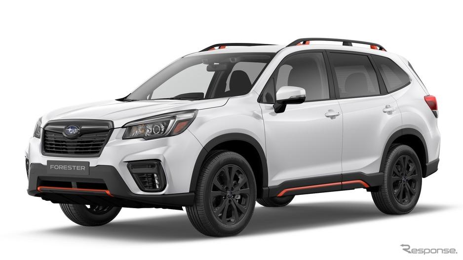 【自動車】スバル米国販売が過去最高、フォレスター 新型が貢献 2019年第1四半期