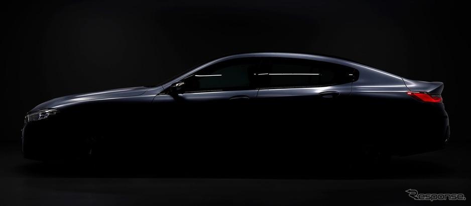 【自動車】BMW 8シリーズ 新型に4ドア、「グランクーペ」…6月デビューが決定