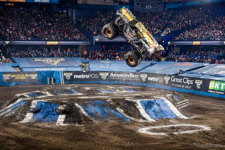 MONSTER JAM 2019 IN JAPAN