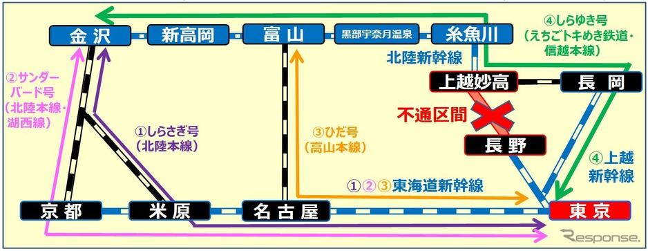 台風 19 号 京都