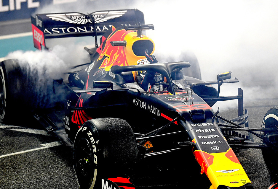 2019年のAston Martin Red Bull Racing
