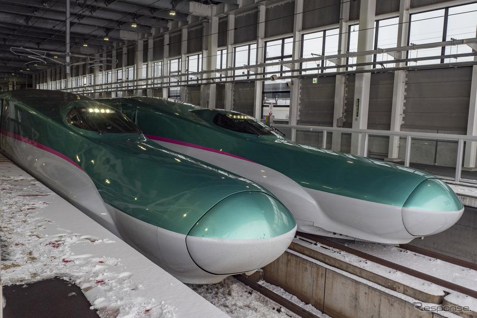 新幹線 赤字 北海道