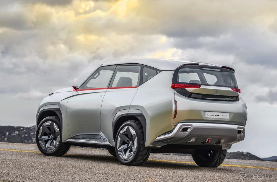 Mitsubishi GC Concept (Response.jp)