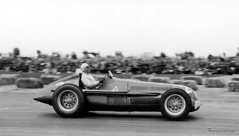 F1 イギリスGP 1950】70年前、最初のF1世界選手権…シルバーストン ...