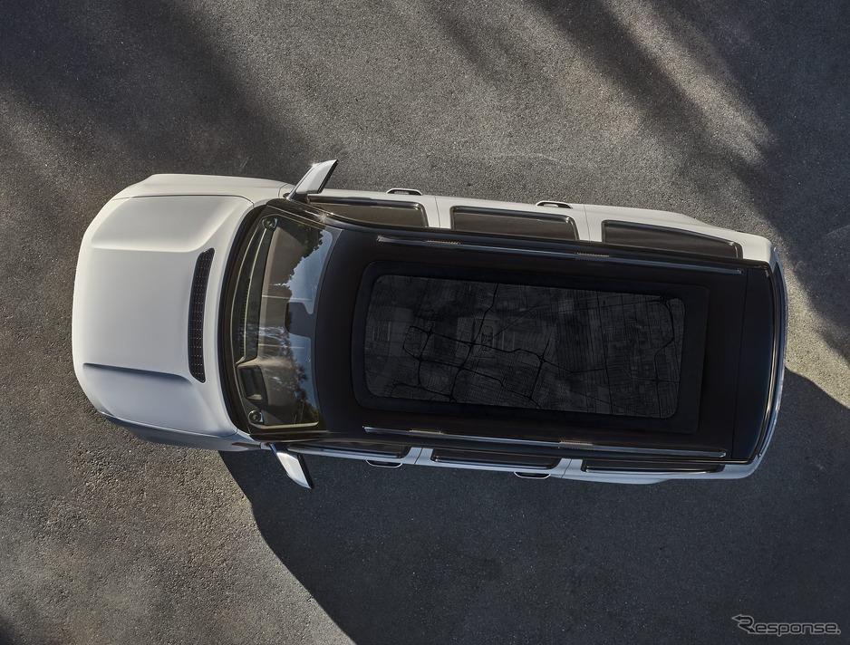 【自動車】30年ぶりに復活のジープ、車名は『ワゴニア』に 9月3日発表予定