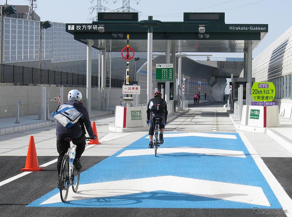 OSAKA ゆめライド】第二京阪を自転車で疾走! 前例のない高速道路上 ...