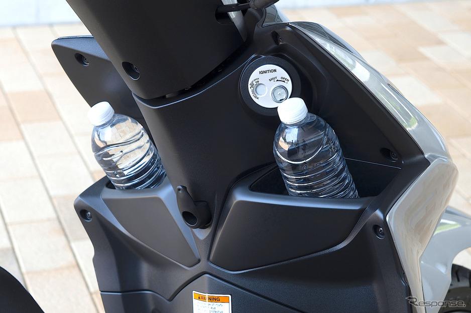 インターモト14】スズキ、低燃費スクーター アドレス を発表…欧州向けの110ccクラス 3枚目の写真・画像 | レスポンス(Response.jp)