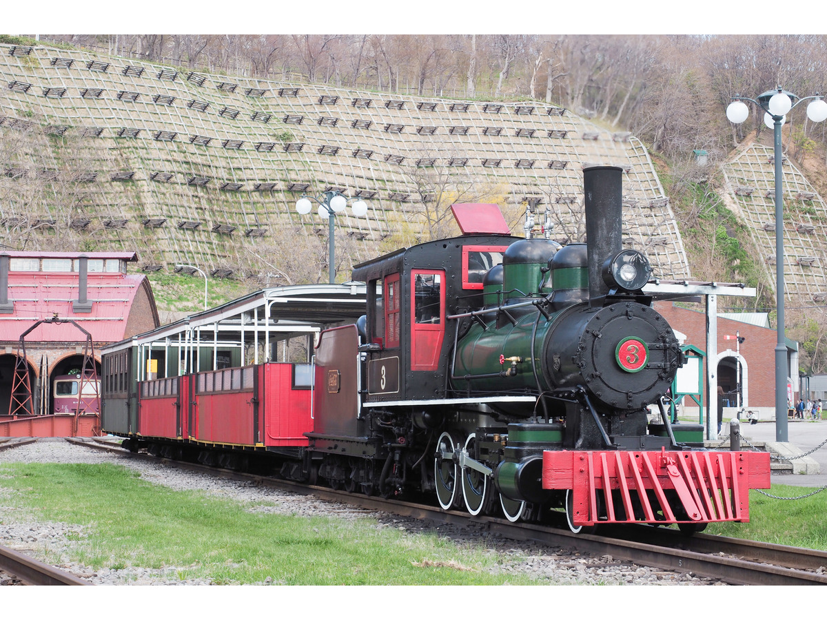 北海道最古の動態蒸気機関車を救う道…小樽市総合博物館が故障中の ...