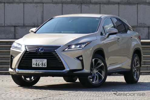 レクサスRX450h version L・AWD