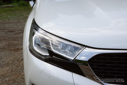 DS 4 Chic BlueHDi DS LED Vision Package