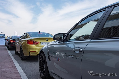 BMW M Experience 2017
