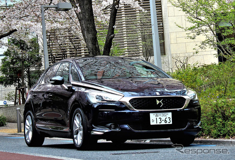 DS 5 Chic BlueHDi