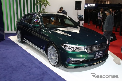 BMW ALPINA D5 S Bi-Turbo