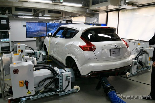 「Driving & Motion Test System (DMTS)」