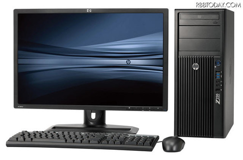 「HP Z220 Workstation」
