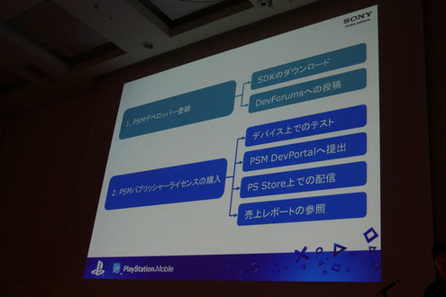 【CEDEC 2012】SCEが目指すプレイステーションの第三の柱「PlayStation Mobile」の挑戦