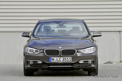 BMW 320d BluePerformance